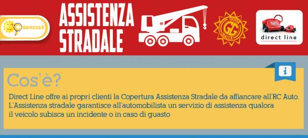 Direct Line assistenza stradale