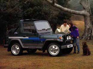 2.2 diesel Soft-top 4x4