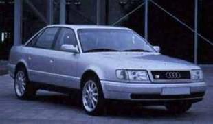 100 2.2 turbo 20V cat quattro S4