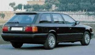 100 2.8 E V6 cat quattro Avant