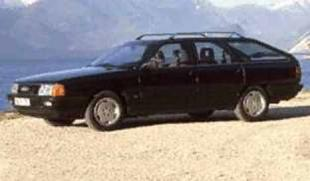 200 2.2 turbo 20V cat Avant quattro