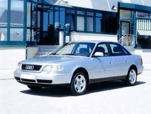 A6 2.8i V6 30V cat quattro