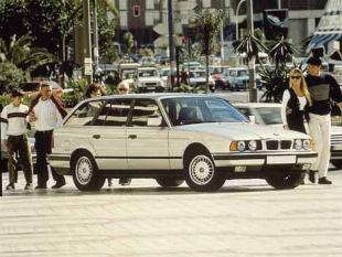 525iX 24V cat Touring 4X4 Europa