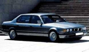 740i V8 cat L
