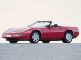Corvette C4 5.7 V8 Convertible (EU) 40th Anniv.