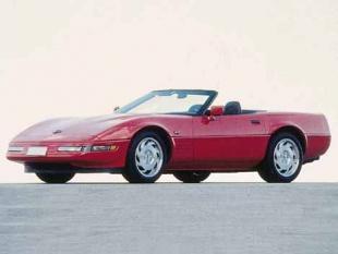 Corvette C4 5.7 V8 Convertible (EU)