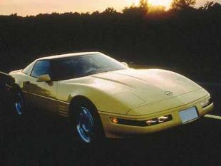 Corvette C4 5.7 V8 Coupé (EU)