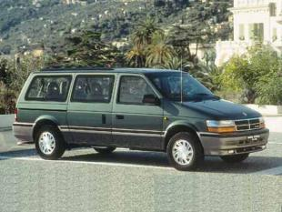 Grand Voyager 2.5 turbodiesel LE