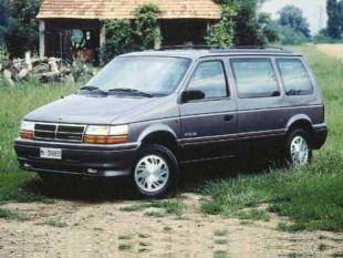 Grand Voyager 2.5 turbodiesel SE
