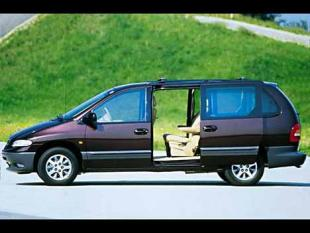 Grand Voyager 2.5 TD Pacifica
