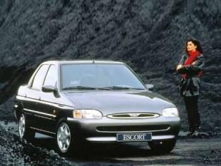 Escort 1.6i 16V cat 4 porte Ghia