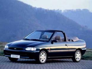 Escort 1.6i 16V cat Cabrio Luxury