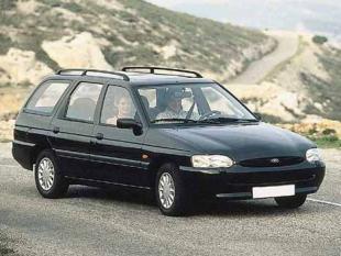Escort 1.8 turbodiesel cat S.W. Ghia