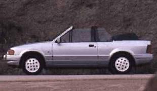 1.4 Cabriolet XR3