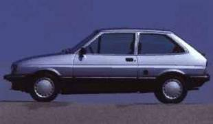 Fiesta 1.1 automatic CTX