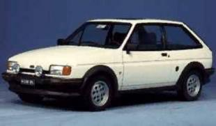 Fiesta 1.6 XR2