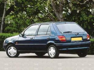 Fiesta 1.1i cat 5 porte Cayman Blue