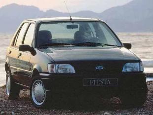 Fiesta 1.4i cat 5 porte Ghia