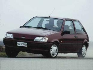 Fiesta 1.8 diesel EGR 3p. Cayman Blue