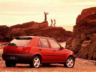 Fiesta 1.2i 16V cat 5 porte CTX Silver