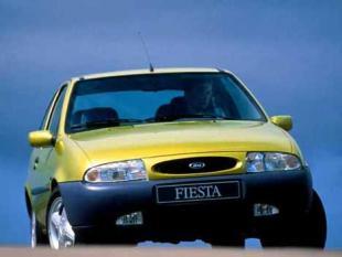 Fiesta 1.4i 16V cat 3 porte Techno
