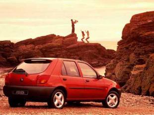 Fiesta 1.4i 16V cat 5 porte Techno