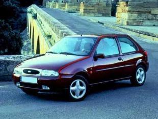Fiesta 1.8 diesel cat 3 porte Ghia