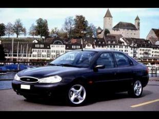 Mondeo 1.8 turbodiesel cat 4 porte Ghia