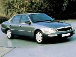2.9i V6 24V cat 4 porte Ghia Executive