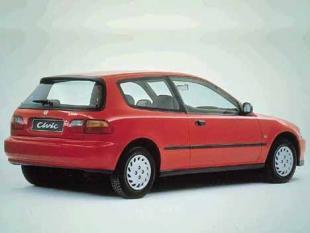 Civic 1.6 16V SOHC V-TEC cat 3 porte ESi