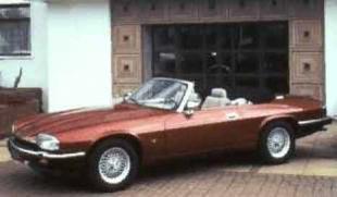 XJ-SC 5.3 Cabriolet