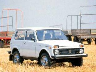 Niva 1.7i cat Limited