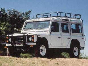 110 diesel Hard-top