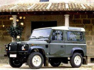 Defender 90 2.5 Td5 Station Wagon County