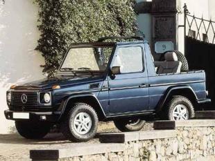 G 300 diesel Corto Cabrio