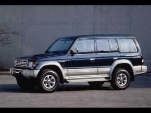 Pajero 2.5 TDI Wagon SHR S. Select GLS