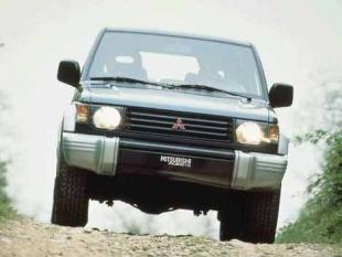 Pajero 2.5 TDI Wagon SHR S. Select GLX