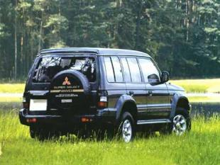 Pajero 2.5 TDI Wagon SS GLX Comfort
