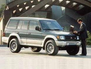 Pajero 3.5 V6 cat Wagon GLS