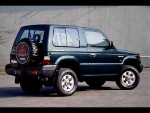 Pajero V6 cat Metal-top Racing