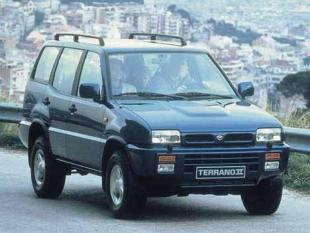 Terrano II 2.7 turbodiesel 5 porte SE