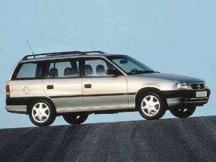 1.7 turbodiesel cat Station Wagon Club Euro 96