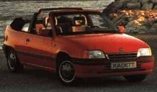 Kadett 1.3 Cabriolet