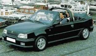 Kadett Cabrio 2.0i cat LE