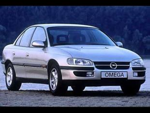 Omega 2.5i V6 24V cat CD