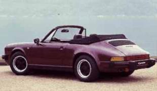 911 3.3 Turbo Cabriolet
