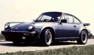 911 3.3 Turbo Coupé