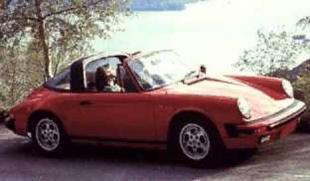 911 3.3 Turbo Targa