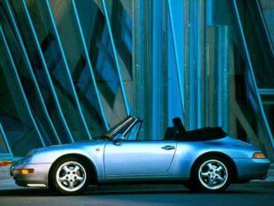 911 Carrera 4 cat Cabriolet