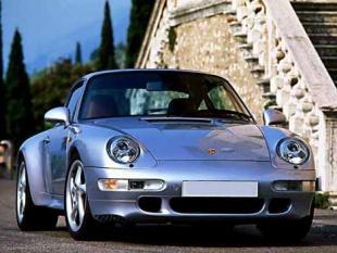 911 Carrera 4 cat S Coupé